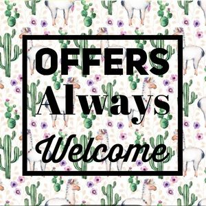 Other - Offers are always welcome